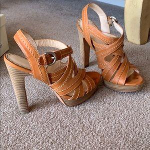 Women's Coach A3699 Byrnne Vachetta shoes